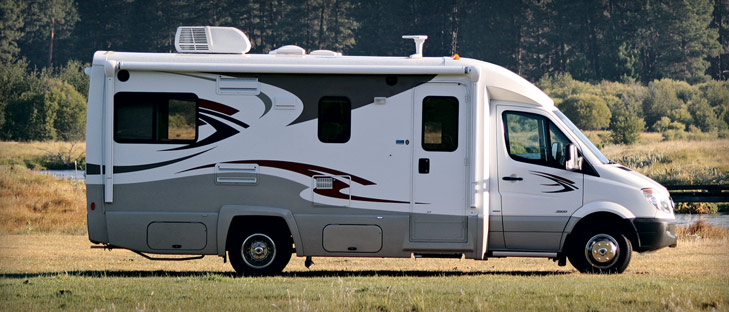 Type C Motorhome – Travelcamp.com