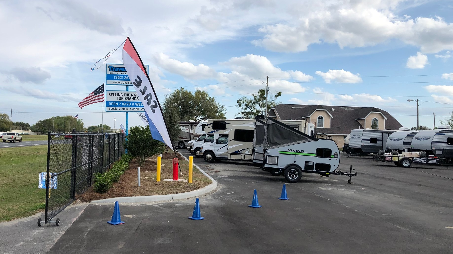 Ocala Location | Travelcamp | RV Dealership Ocala, FL